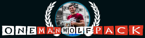 One Man Wolf Pack – One Man · One Drone · One World