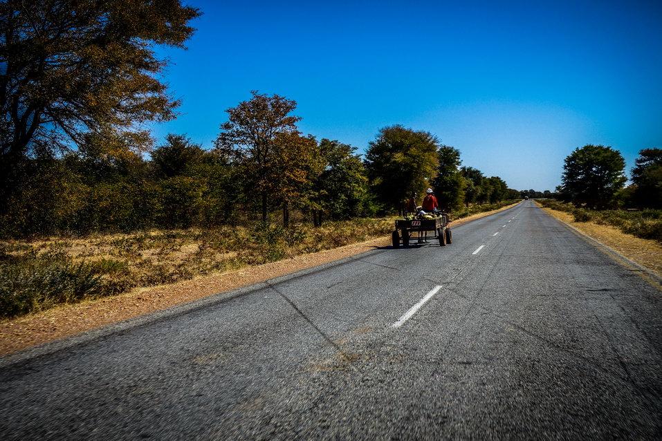 Botswana itself