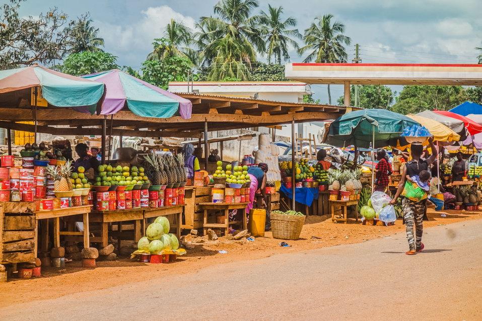 Ghana itself