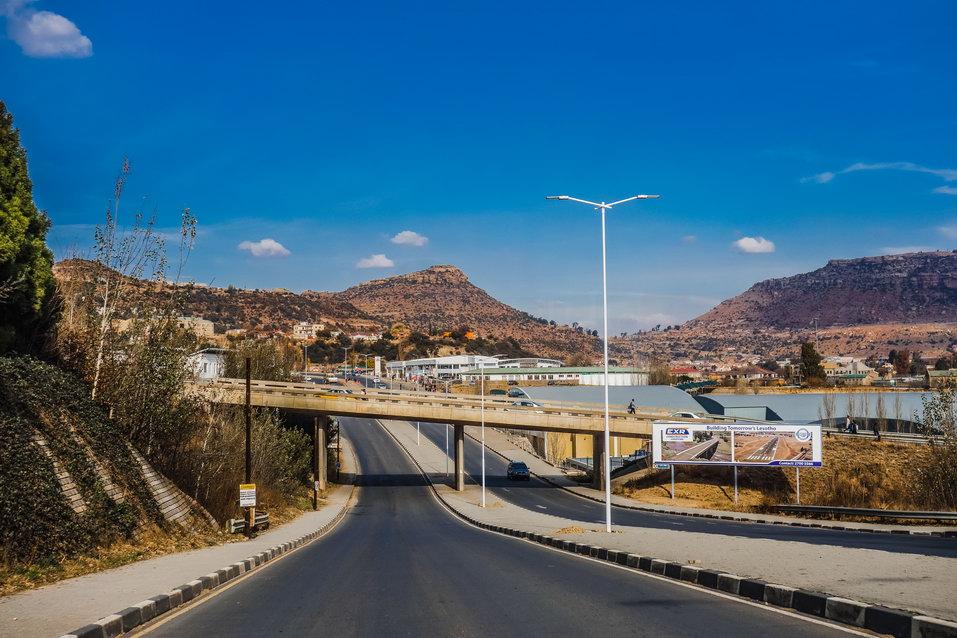 Lesotho itself