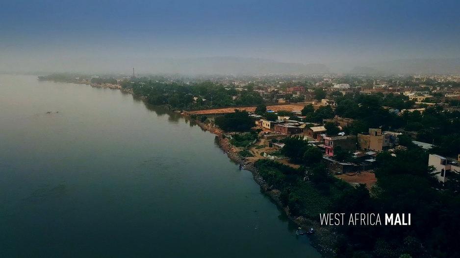 Drone Picture Mali itself