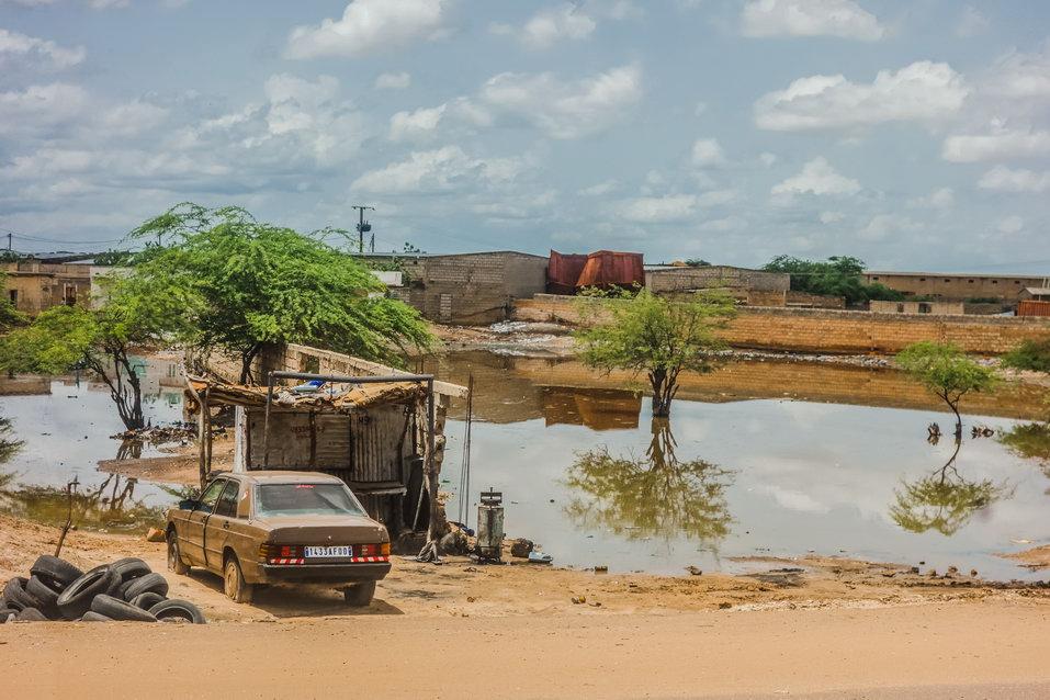Mauritania itself