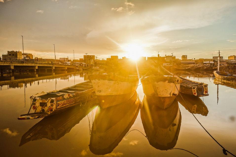 Saint-Louis SN (Senegal)