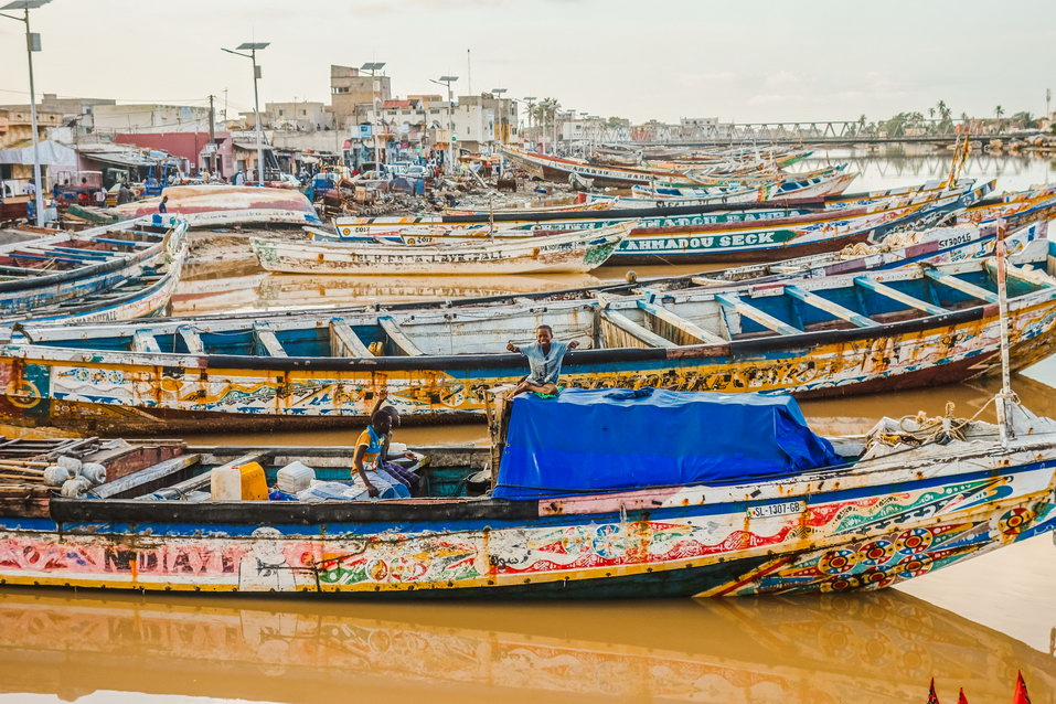 Saint-Louis SN (Senegal)
