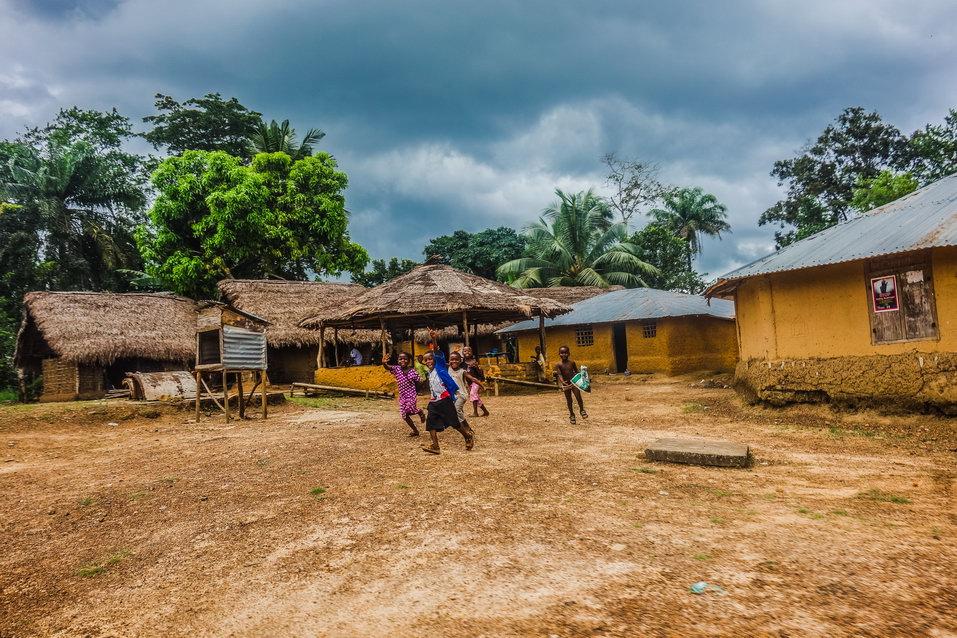 Sierra Leone itself