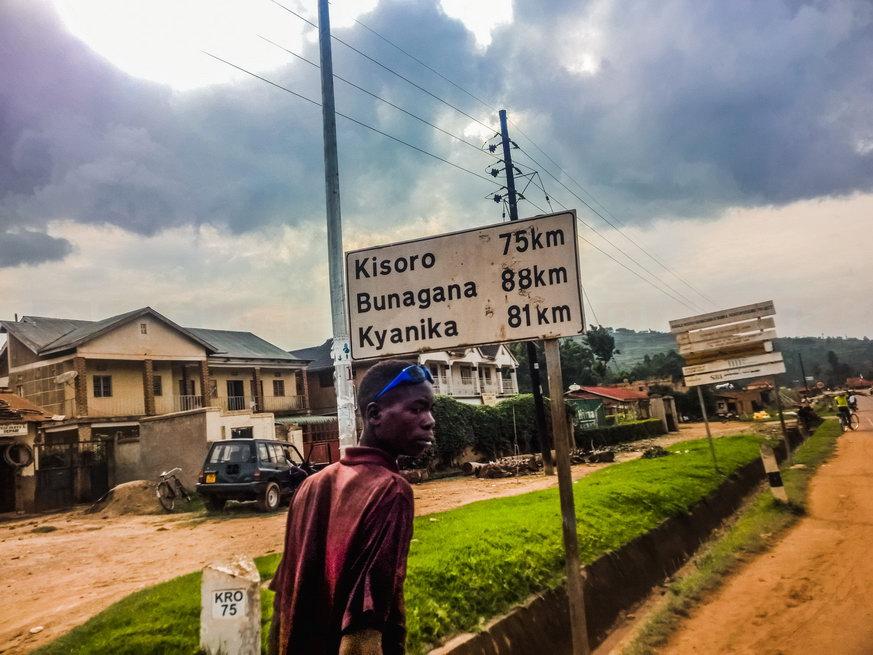 Uganda itself