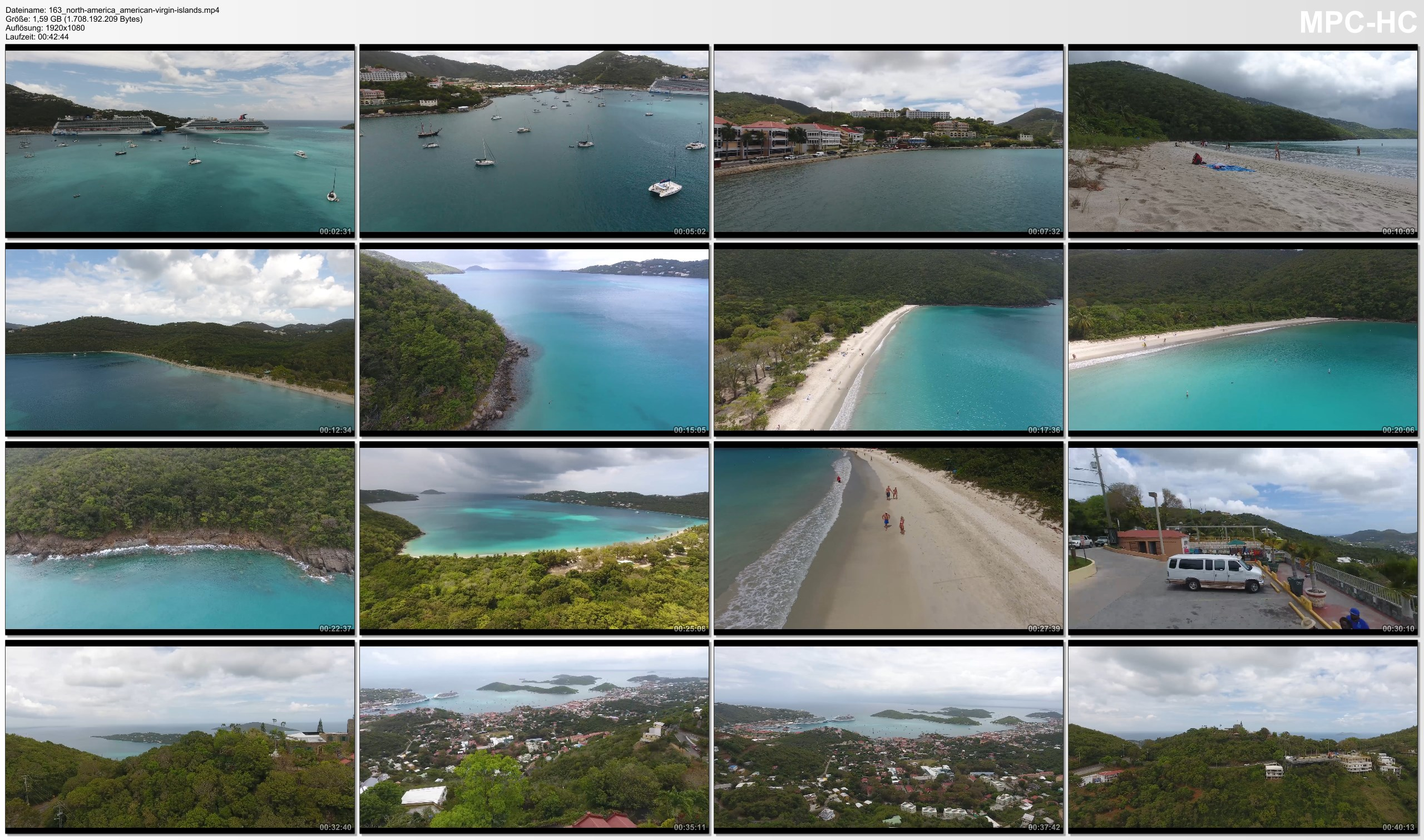 Drone Pictures from Video 【4K】Drone RAW Footage | AMERICAN VIRGIN ISLANDS 2019 ..:: St. Thomas U.S. | UltraHD Stock Video