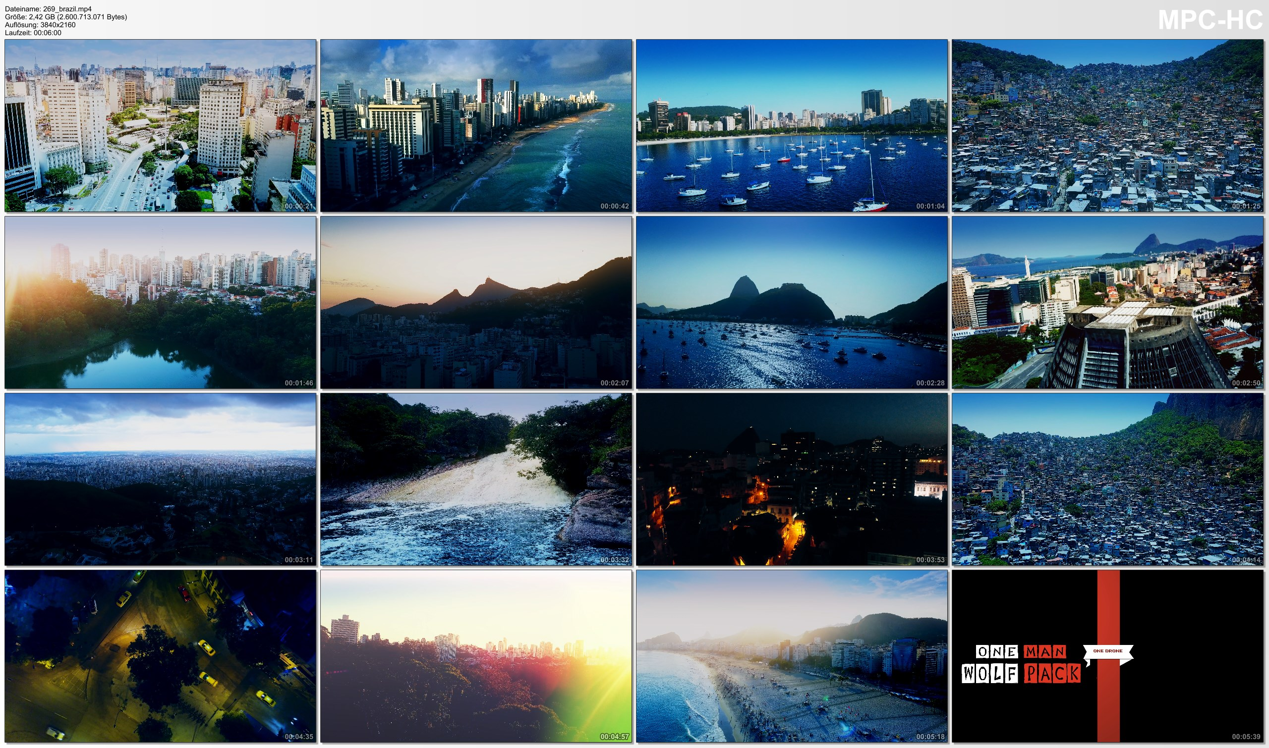 Drone Pictures from Video 【4K】Drone Footage | BRAZIL - A country like no other..:: Cinematic Aerial Film | Brasil 2019