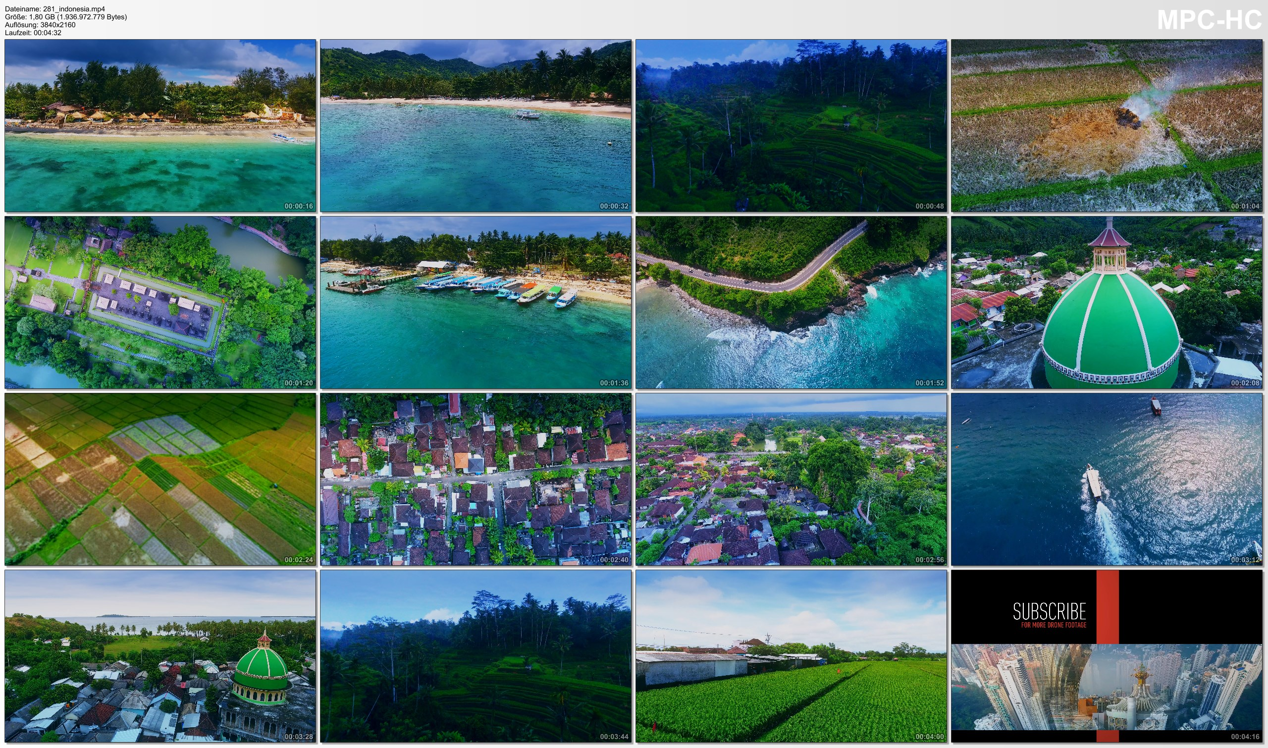 Drone Pictures from Video 【4K】Drone Footage | Wonderful Indonesia - Bali, Lombok & More 2019 ..:: Cinematic Aerial Film