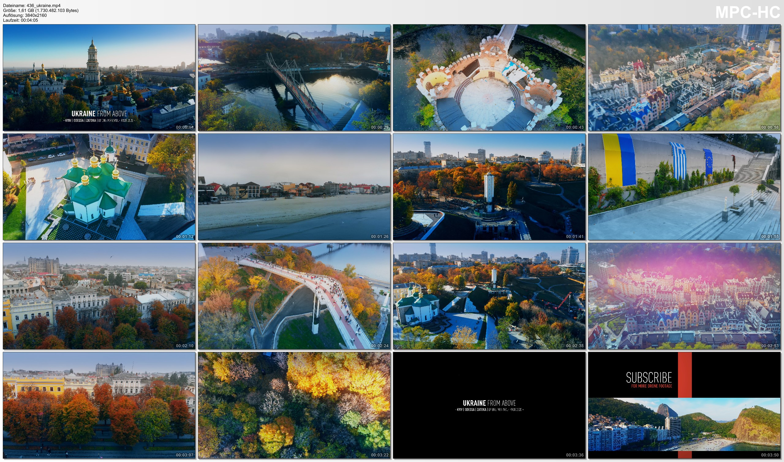 Drone Pictures from Video 【4K】UKRAINE from Above 2020 | Украина, Киев Kyiv | Cinematic Aerial Film