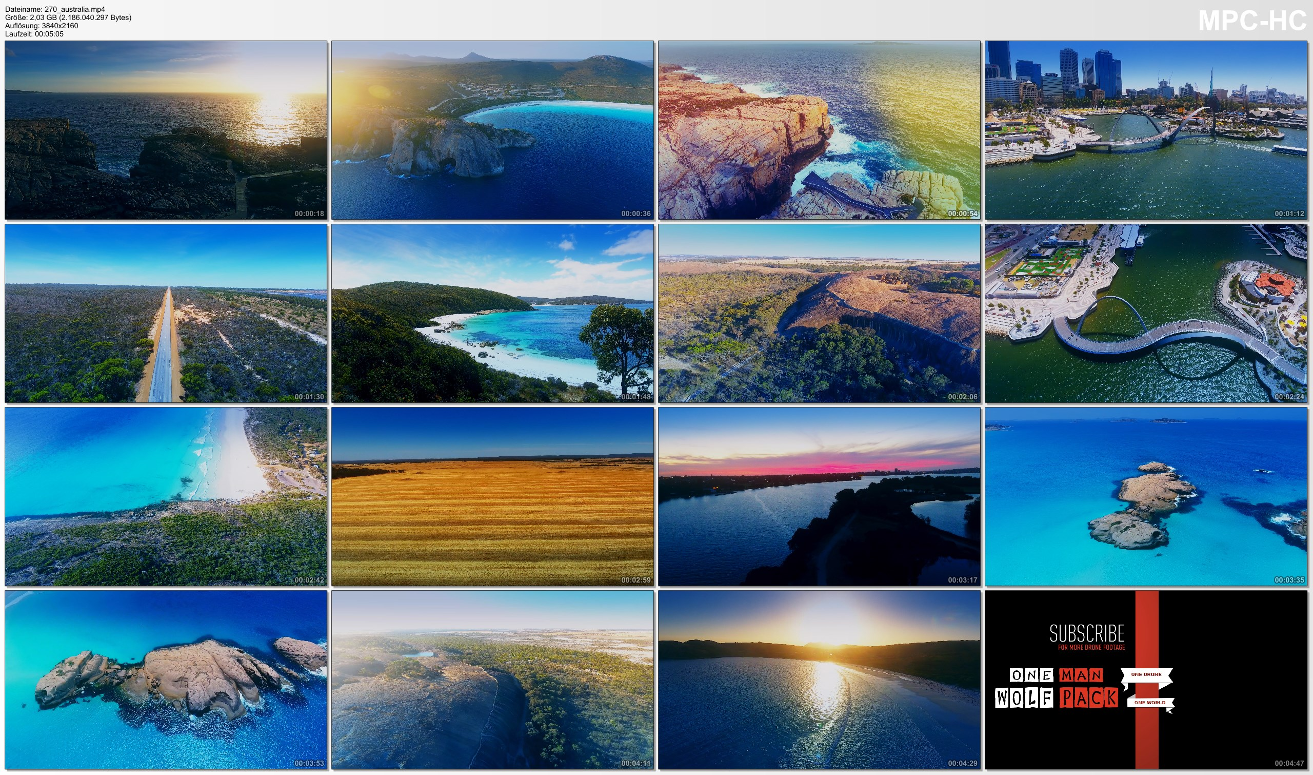 Drone Pictures from Video 【4K】Drone RAW Footage   This is AUSTRALIA 2020   Perth   Cape Le Grand   WA   Cinematic Aerial Film