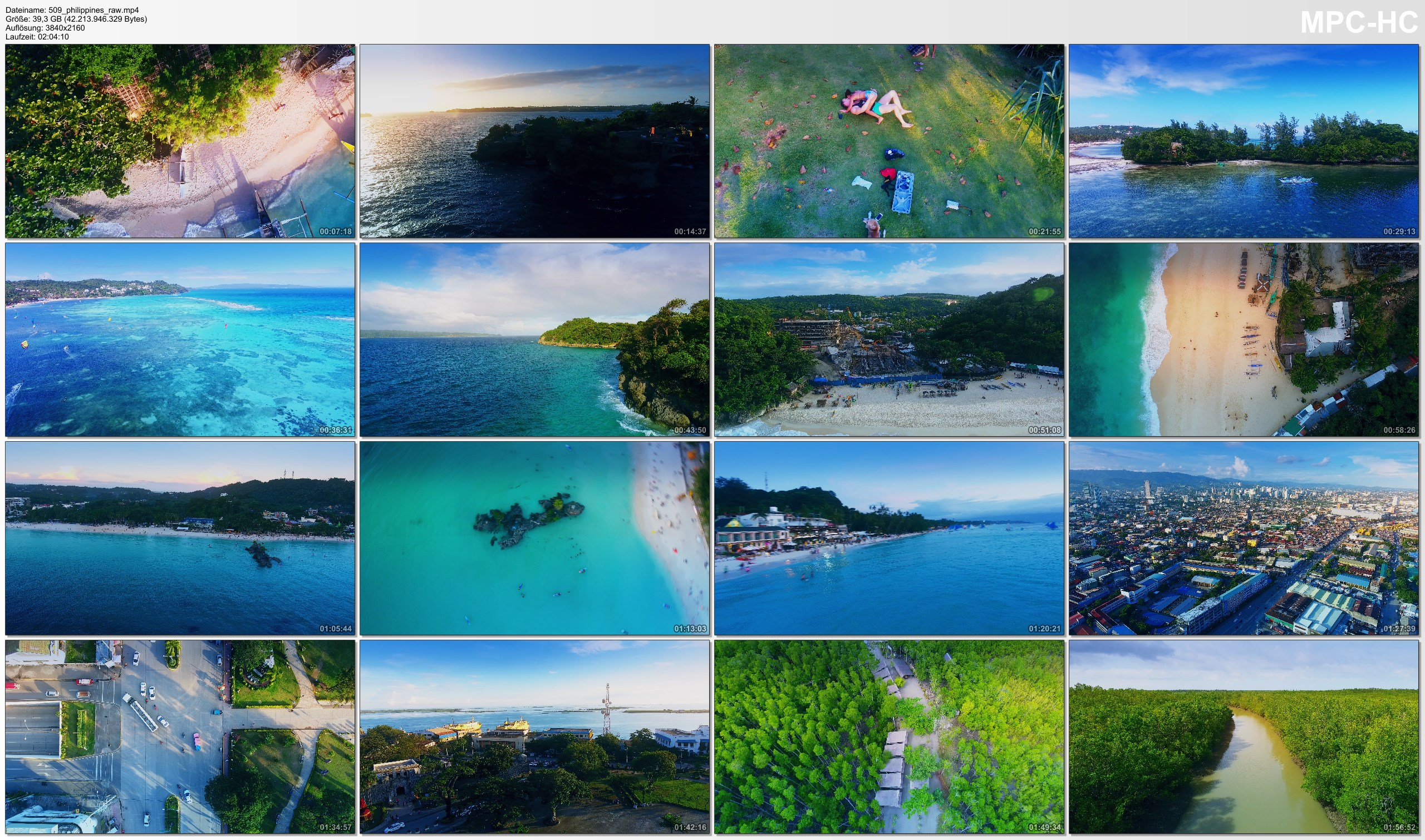Drone Pictures from Video 【4K】Drone RAW Footage | These are the PHILIPPINES 2020 | Boracay | Cebu City | UltraHD Stock Video