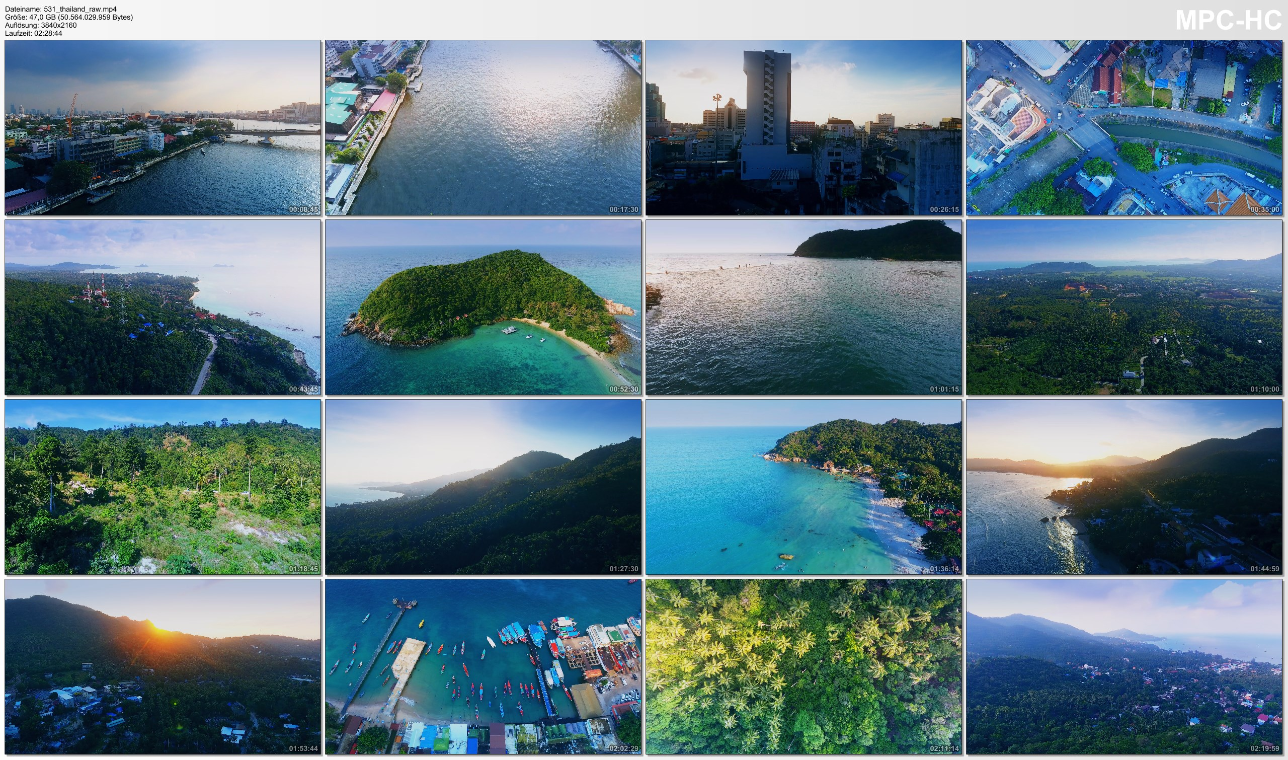 Drone Pictures from Video 【4K】Drone RAW Footage | This is THAILAND 2020 | Bangkok | Koh Samui and More | UltraHD Stock Video