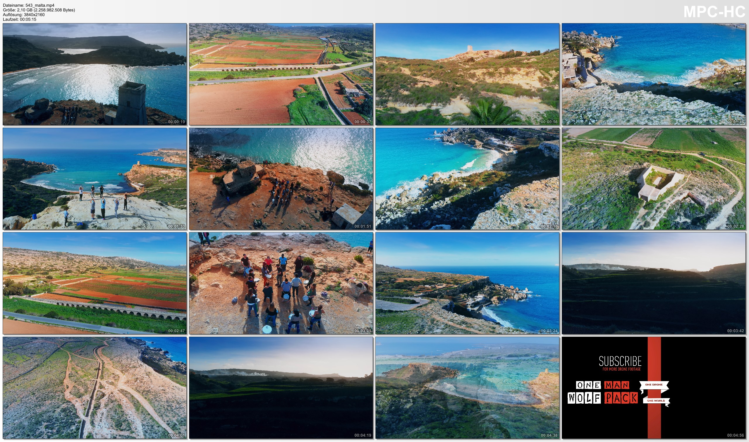 Drone Pictures from Video 【4K】Amazing MALTA from Above 2020   Cinematic Wolf Aerial™ Drone Film