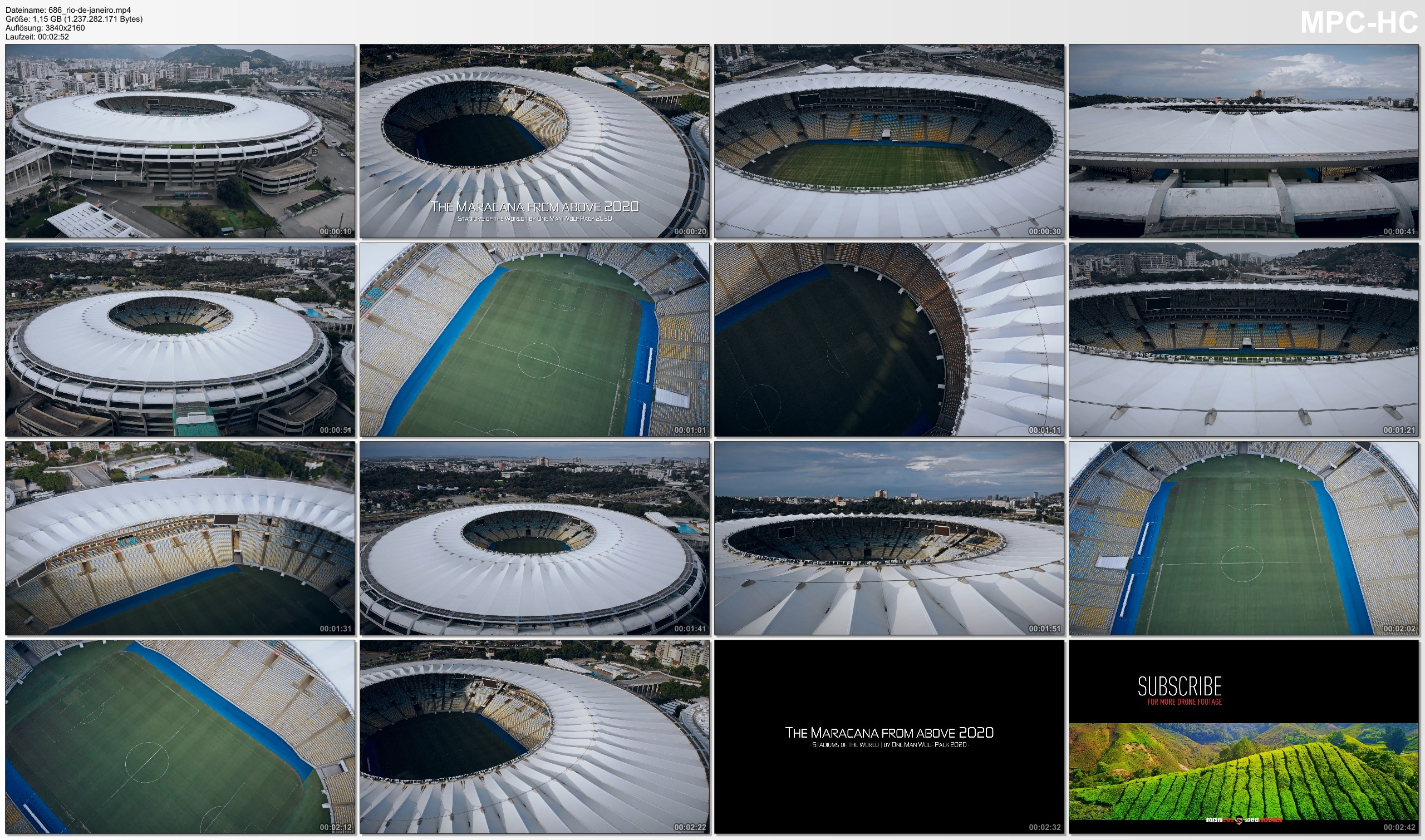 Drone Pictures from Video 【4K】Maracanã | The Most Beautiful Stadium from Above | Cinematic Wolf Aerial™ Drone Film