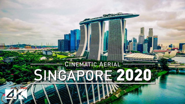 【4K】Drone Footage | SINGAPORE 2019 ..:: The Lion City as you have NEVER SEEN BEFORE | 115