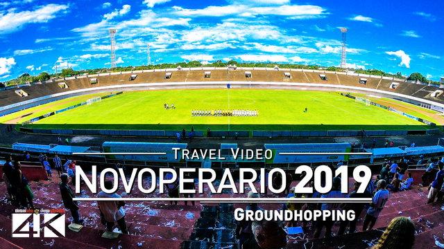 【4K】Groundhopping Footage | NOVOPERARIO x OPERARIO 0x2 ..:: Estadio Morenao Campo Grande Brazil 2019
