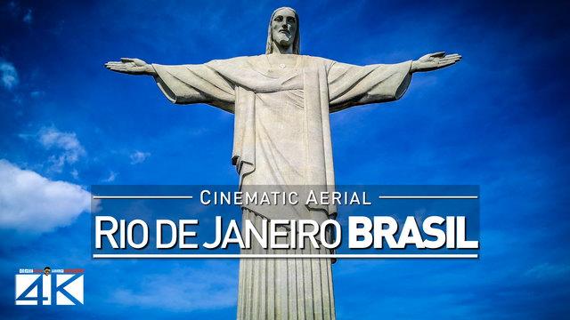 4K Drone Footage RIO DE JANEIRO [DJI Phantom 4]