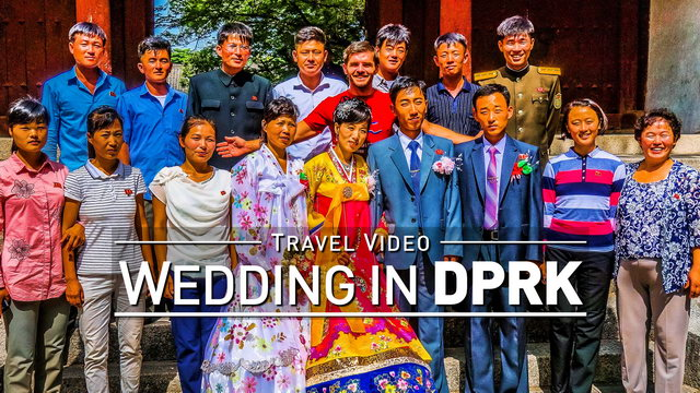 【1080p】Footage | Wedding Picture & Traditional Korean Song @ NORTH KOREA 2019 .: DPRK *TRAVEL VIDEO*
