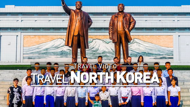 【1080p】Footage | Traveling NORTH KOREA 2019 ..:: One week in the DPRK *TRAVEL VIDEO*