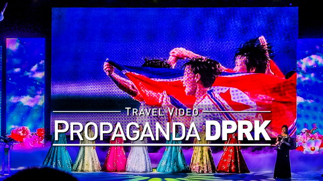 【1080p】Footage | Propaganda Video NORTH KOREA (DPRK) 2019 ..:: Performance @Pyongyang *TRAVEL VIDEO*