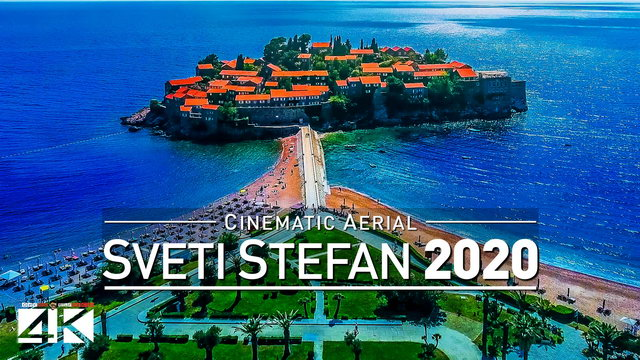 【4K】Drone Footage | Sveti Stefan 2019 ..:: Budva | Adria | Montenegro *TRAVEL VIDEO*