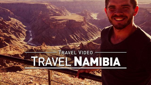 【1080p】Footage | Fish River Canyon & Deadvlei 2019 ..:: NAMIBIA | Sossusvlei | Namib Desert *TRAVEL*