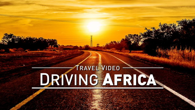 【4K】Footage | Road Trip Through SOUTHERN AFRICA 2019 | Botswana | Lesotho | Namibia | Swaziland | ZA