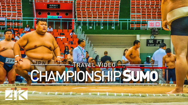 【4K】Footage | Sumo World Championships 2018 HIGHLIGHTS ..:: Taoyuan | Taiwan 22nd Ed. *TRAVEL VIDEO*