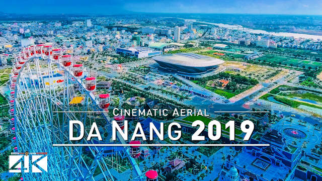 【4K】Drone Footage | Da Nang - VIETNAM 2019 ..:: The Timeless Charm of Southeast Asia