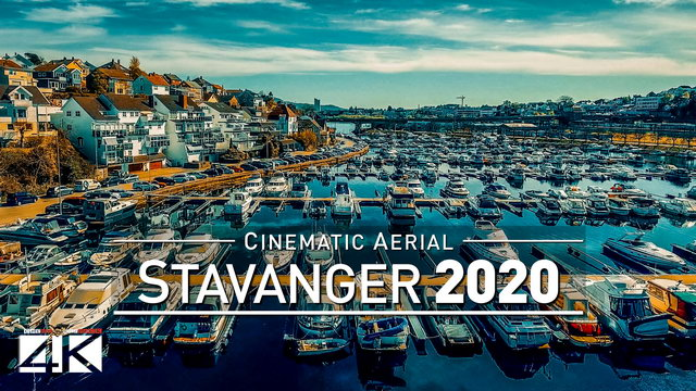 【4K】Drone Footage | Stavanger - NORWAY 2019 ..:: Powered by Nature | Aerial Video