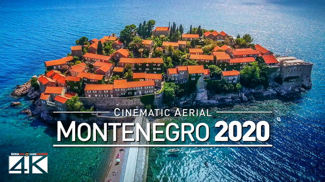 【4K】Drone Footage | Marvellous Montenegro ..:: Birds View | Aerial Film