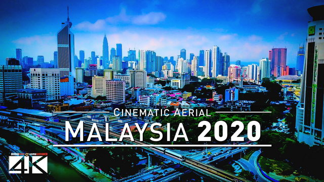 【4K】Drone Footage | Malaysia - Truly Asia 2019 ..:: Cinematic Aerial Film