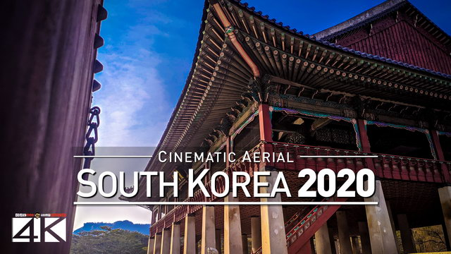 【4K】Drone Footage | South Korea - Imagine your Korea 2019 ..:: Cinematic Aerial Film | 259