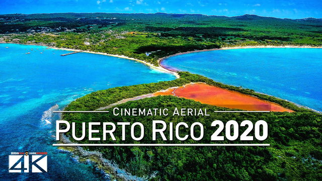 【4K】Drone Footage | Puerto Rico - Piece of Paradise 2019 ..:: Cinematic Aerial Film