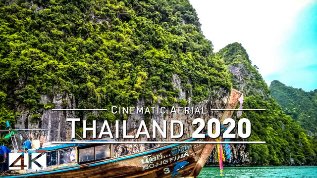 【4K】Drone Footage | THAILAND - Welcome to Paradise 2019 ..:: Cinematic Aerial Film