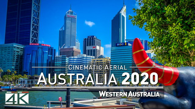 【4K】Drone Footage | Theres Nothing Like AUSTRALIA 2019 .: Cinematic Aerial Film | Western Australia | 270