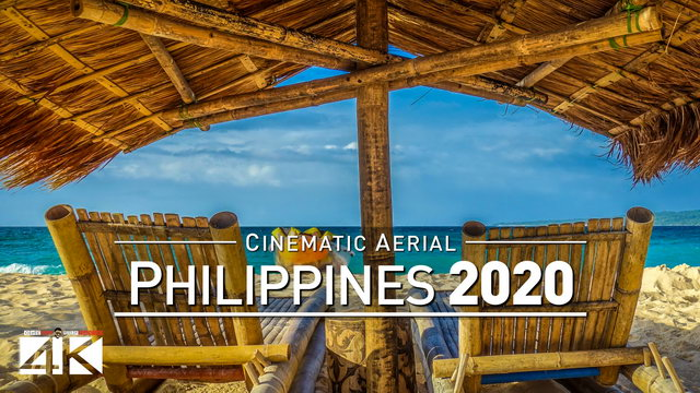 【4K】Drone Footage | Its more fun in the Philippines .: Cinematic Aerial Film | Boracay & More 2019 | 279