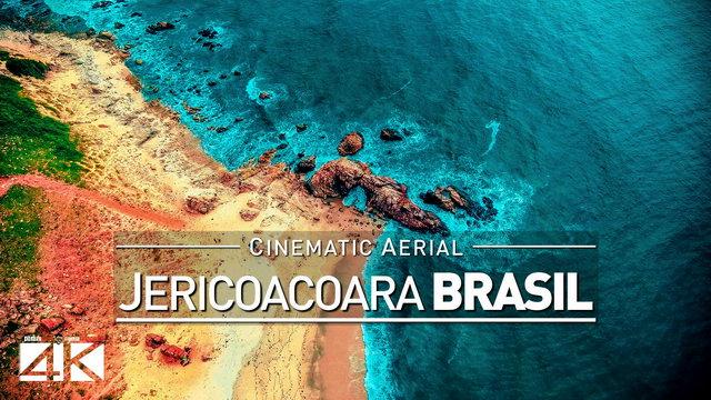 4K Drone Footage JERICOACOARA [DJI Phantom 4]