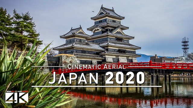 【4K】Drone Footage | Japan - Endless Discovery ..:: Cinematic Aerial Film | 日本 Nippon 2019