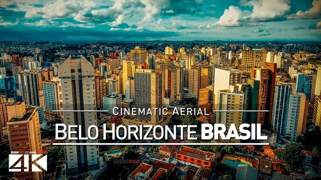4K Drone Footage BELO-HORIZONTE [DJI Phantom 4]