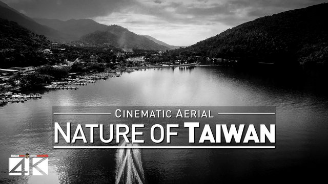 【4K】Drone Footage | The Nature of Taiwan - Ilha Formosa in 5 Minutes | Cinematic Aerial Film | 台湾的性质