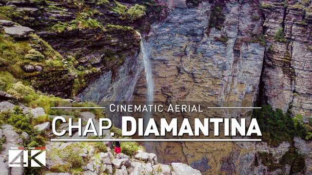 【4K】Drone Footage | Chapada Diamantina - Most Beautiful Nature in Brazil 2019 ..:: Cinematic Aerial