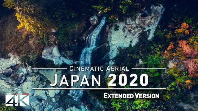 【4K】Drone Footage | The Beauty of Japan in 17 Minutes 2019 | Cinematic Aerial Kyoto Zao Yamagata 日本
