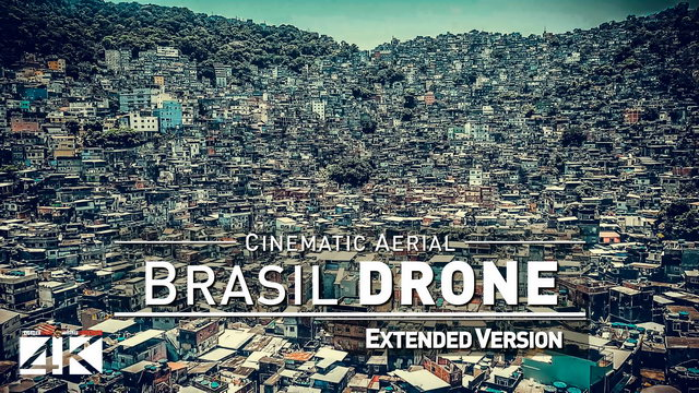 【4K】Drone Footage | Brasilia X Belo Horizonte X All Around | BRAZIL 2019 ..:: Cinematic Aerial Film