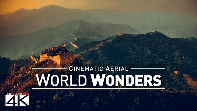 【4K】Drone Footage | Natural Wonders of Earth 2019 ..:: Cinematic Aerial Film | Halong Bay Great Wall