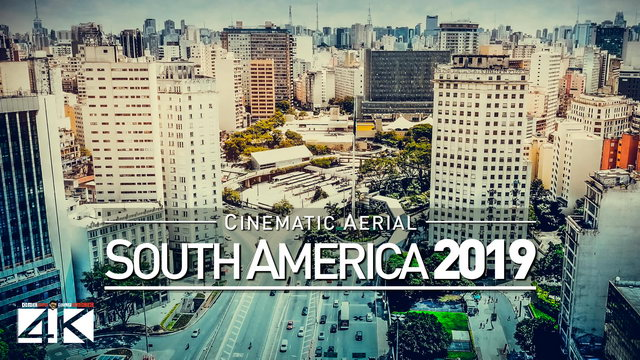 【4K】Drone Footage | The Beauty of SOUTH AMERICA in 16 Minutes 2019 | Cinematic Aerial Film