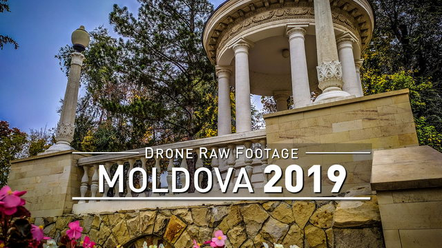 【4K】Drone RAW Footage | MOLDOVA 2019 ..:: Chisinau :: Tiraspol | Transnistria | UltraHD Stock Video