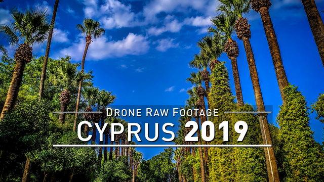 【4K】Drone RAW Footage | CYPRUS 2019 ..:: Petra tou Romiou | Akamas | Athalassa | UltraHD Stock Video