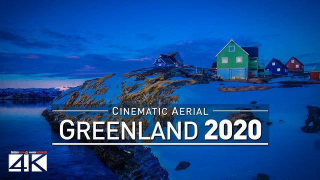 【4K】Drone Footage GREENLAND [DJI Mavic Pro]